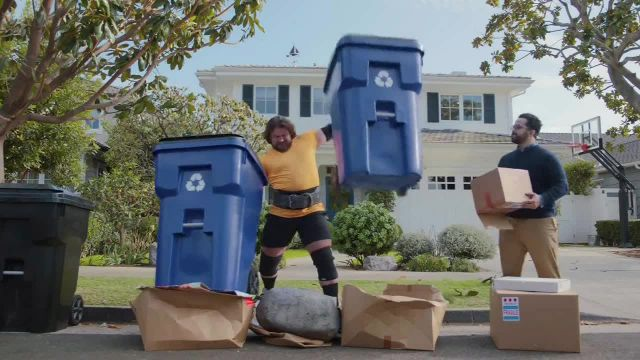 GEICO TV Commercial Ad 2021, Break it Down' Featuring Martins Licis