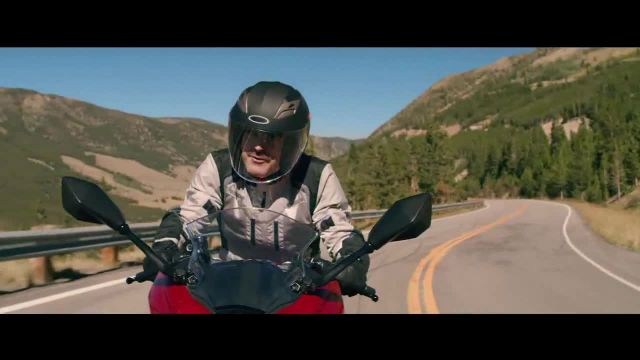 GEICO Motorcycle TV Commercial Ad 2021, Karl' Song by The Foundations