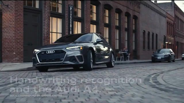 2020 Audi A4 TV Commercial Ad 2021, Touch and Go