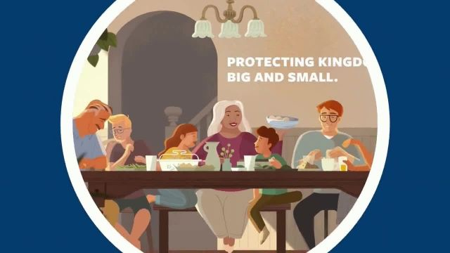 Mutual of Omaha TV Commercial Ad 2021, Protect Your Pack