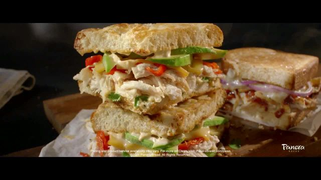 Panera Bread TV Commercial Ad 2021, Ready to Serve