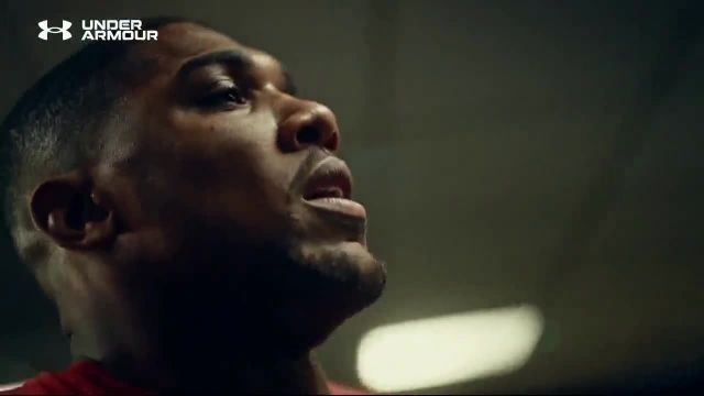Under Armour TV Commercial Ad 2021, Confidence' Featuring Anthony Joshua