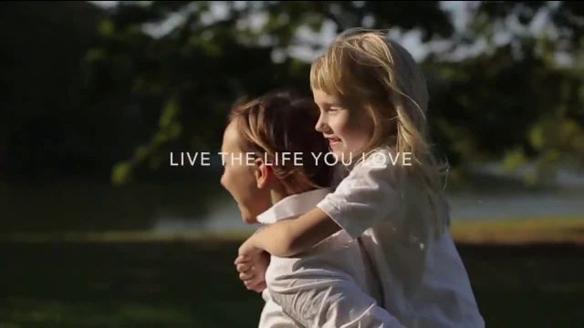 The Good Feet Store TV Commercial Ad 2021, Live the Life You Love- Moments Matter' Song by Andy Prinz