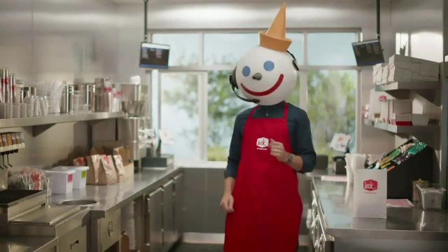 Jack in the Box Popcorn Chicken Combo TV Commercial Ad 2021, Jack's Chicken