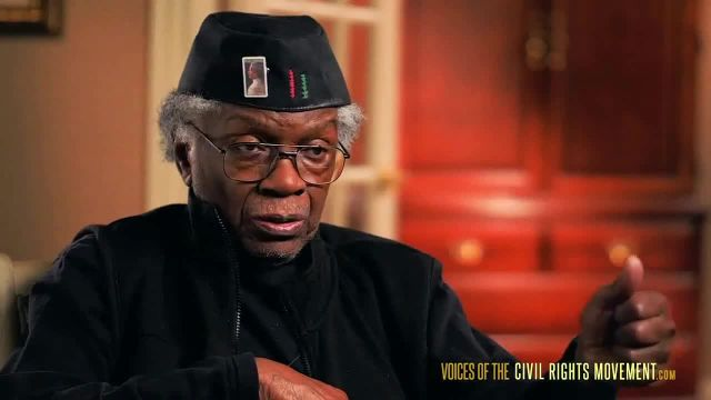 Voices of the Civil Rights Movement TV Commercial Ad 2021, Lived Up' Featuring Mahmoud El-Kati