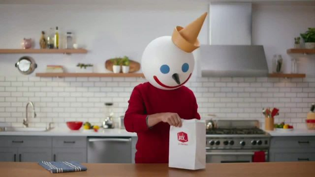 Jack in the Box Jack's Mini Munchies TV Commercial Ad 2021, Mac & Cheese- Singing Bag
