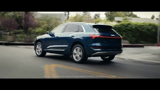 Spring of Audi TV Commercial Ad 2021, Launch