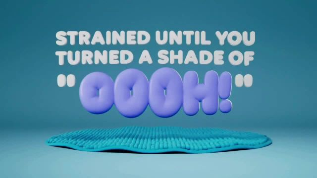 Colace TV Commercial Ad 2021, Poop Should Never Feel Painful