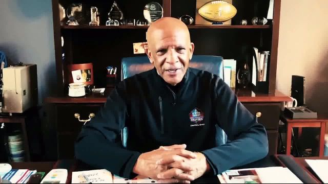 Pro Football Hall of Fame TV Commercial Ad 2021, Count on Me' Featuring Drew Pearson