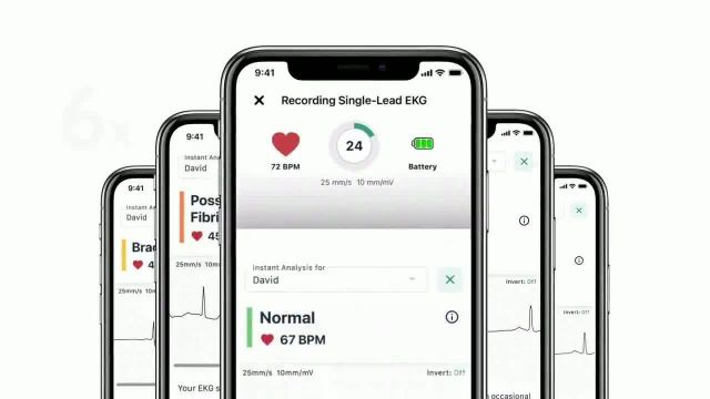 AliveCor KardiaCare TV Commercial Ad 2021, Take Care of Your Heart From Home
