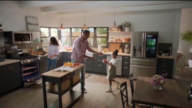 The Home Depot Spring Savings Event TV Commercial Ad 2021, LG Stainless Steel Refrigerator