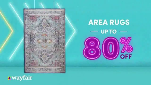 Wayfair Way Day TV Commercial Ad 2021, Bathroom Upgrades, Rugs and Outdoor Furniture