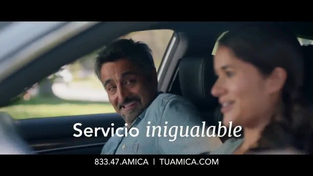 Amica Mutual Insurance Company TV Commercial Ad 2021, Life is a Journey- servicio inigualable