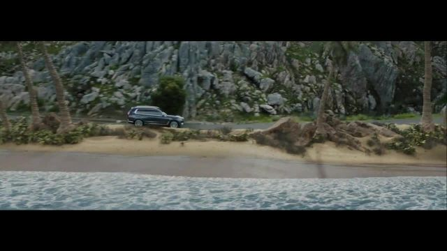 BMW TV Commercial Ad 2021, There's an X for That- X7 and X5' Song by NOISY