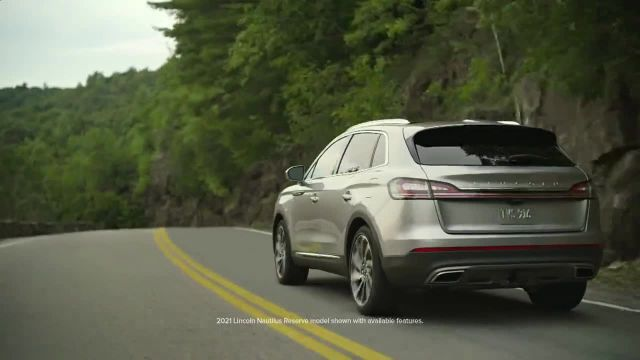 Lincoln Motor Company Spring Sales Event TV Commercial Ad 2021, Desire to Be Outside