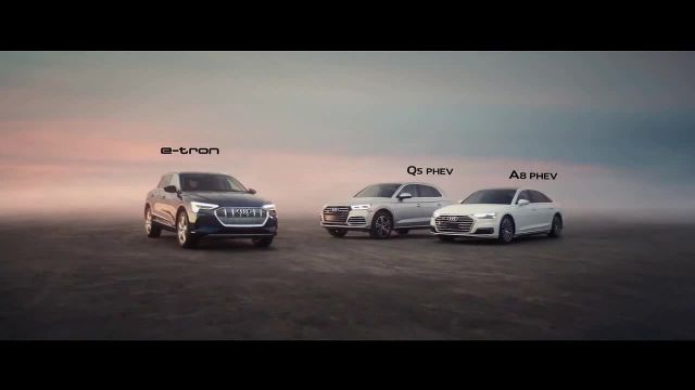 2019 Audi e-tron TV Commercial Ad 2021, Launch