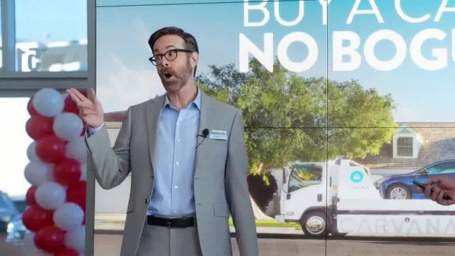Carvana TV Commercial Ad 2021, Dealer Fees Are Done' Featuring Rob Corddry, Brian Huskey