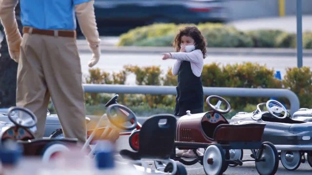 Honda Dream Garage Spring Event TV Commercial Ad 2021, Random Acts of Helpfuness- Toy Car Lot