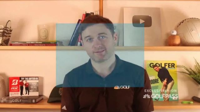 GolfPass TV Commercial Ad 2021, The Conor Moore Show