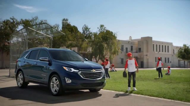 2021 Chevrolet Equinox TV Commercial Ad 2021, Most Important