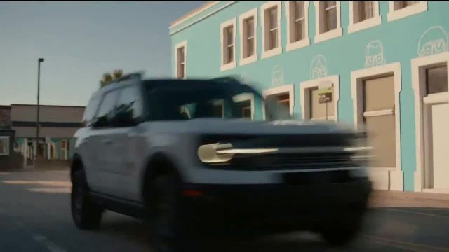 2021 Ford Bronco Sport TV Commercial Ad 2021, Rhythm' Featuring Luis Fonsi