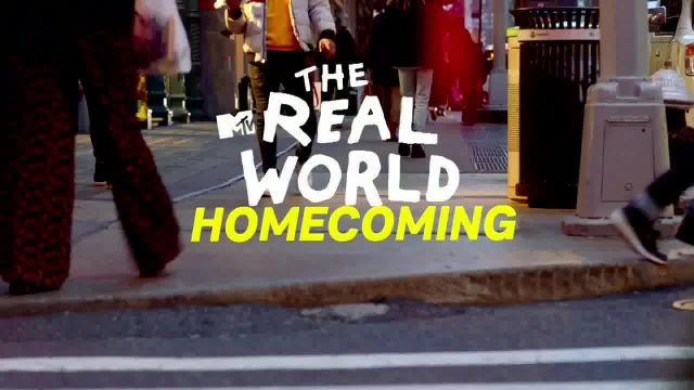 Paramount+ TV Commercial Ad 2021, The Real World Homecoming- New York