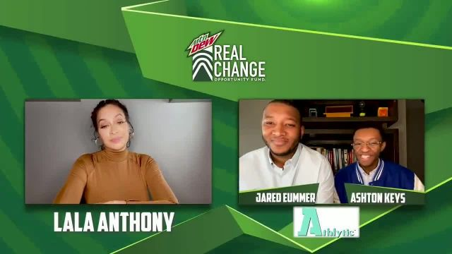 Mountain Dew TV Commercial Ad 2021, Real Change Opportunity Fund- Lala's Mentorship Moments