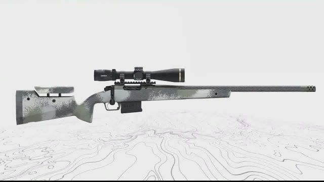 Springfield Armory Model 2020 Waypoint TV Commercial Ad 2021, Custom Grade Rifle
