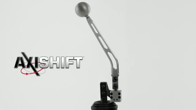 Lokar Performance Products AxiShift TV Commercial Ad 2021, Work With You
