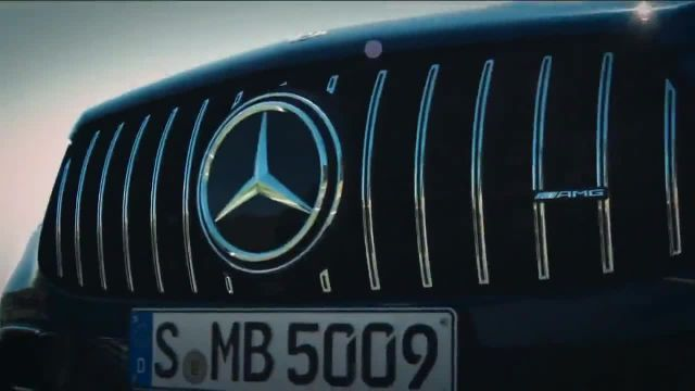 Mercedes-Benz AMG TV Commercial Ad 2021, Say It Loud