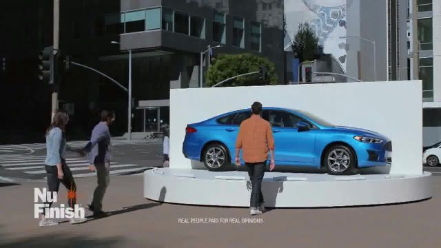 Nu Finish TV Commercial Ad 2021, Rate This Ride