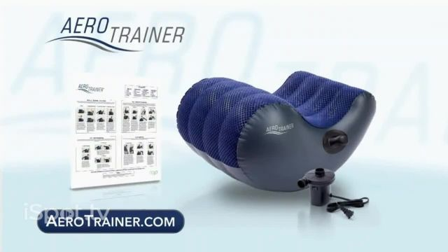 AeroTrainer TV Commercial Ad 2021, Easier Workouts