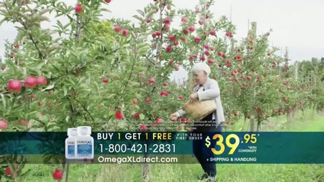 Omega XL TV Commercial Ad 2021, Trusted by Millions