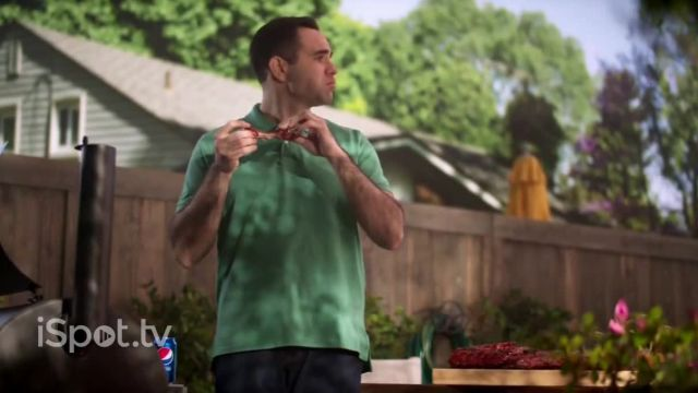 Pepsi TV Commercial Ad 2021, Better With Pepsi- Ribs