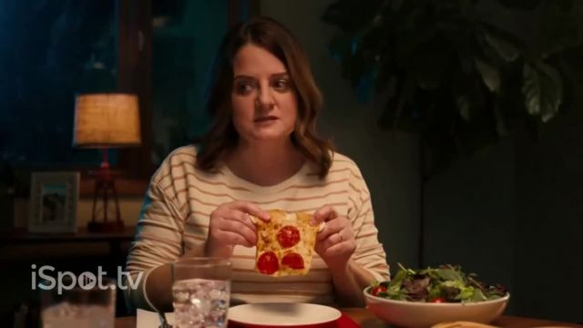 Red Baron Stuffed Crust TV Commercial Ad 2021, Is Anyone Listening-