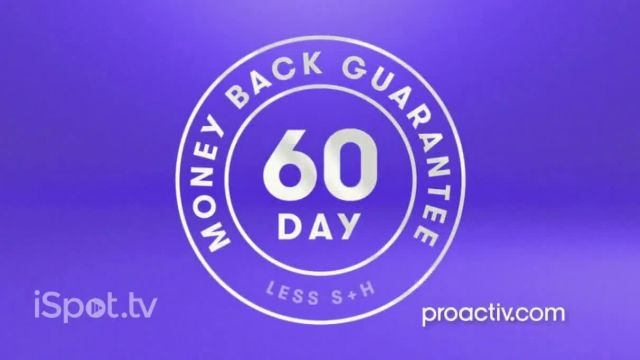 Proactiv TV Commercial Ad 2021, Proactiv MBG (30s - A4)