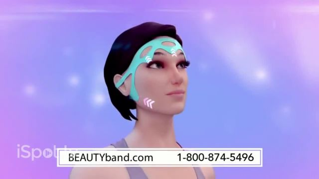 Beauty Band TV Commercial Ad 2021, Lift Your SKin