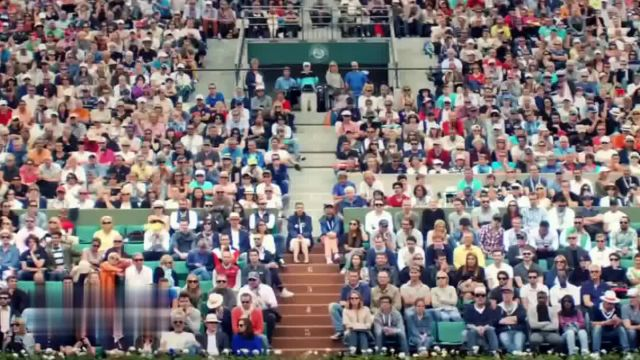 Rolex TV Commercial Ad 2021, Bring Out the Best in Sport- 2021 French Open