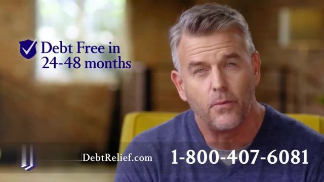 National Debt Relief TV Commercial Ad 2021, Drowning in Debt