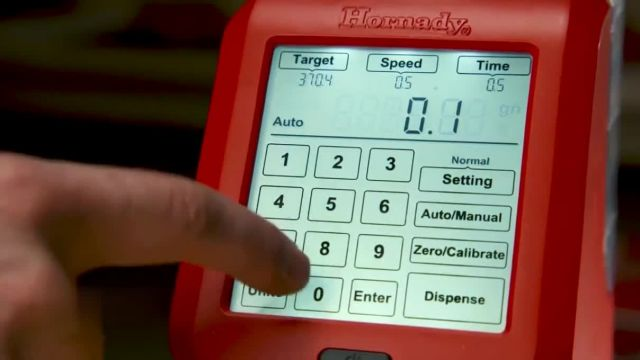 Hornady Auto Charge Pro TV Commercial Ad 2021, Precision