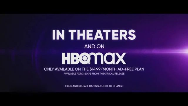 HBO Max TV Commercial Ad 2021, Same Day Premieres and Originals- In the Heights and Space Jam- A New Legacy