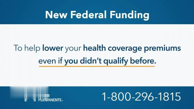 Kaiser Permanente TV Commercial Ad 2021, New Federal Funding