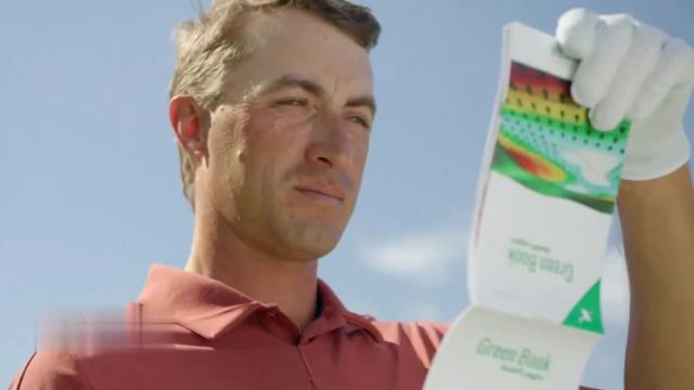 GolfLogix Green Book TV Commercial Ad 2021, Guides