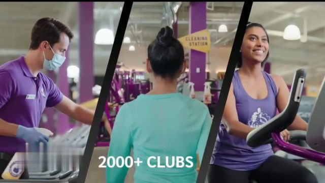 Planet Fitness Black Card Free Month Sale TV Commercial Ad 2021, All The Perks