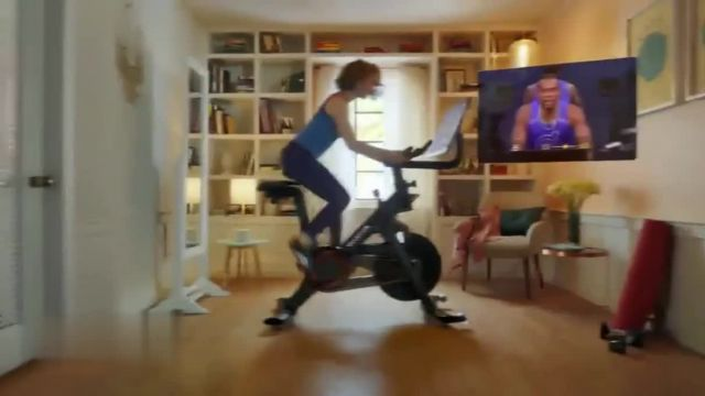 Peloton Classes TV Commercial Ad 2021, Come On, Peloton' Song by L'Tric & Chloe Wilson