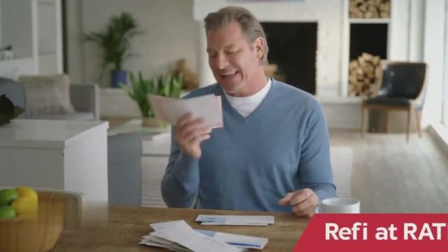 Guaranteed Rate TV Commercial Ad 2021, Monthly Savings' Featuring Ty Pennington