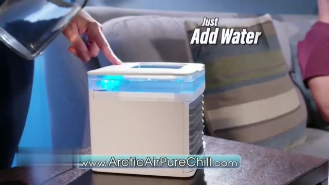 Arctic Air TV Commercial Ad 2021, Sick of Being Hot-