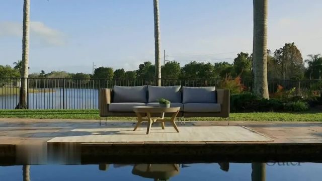 Outer TV Commercial Ad 2021, World's Most Innovative Outdoor Sofa- $100 Off
