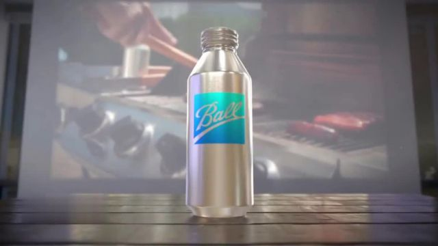 Ball TV Commercial Ad 2021, Aluminum Packaging