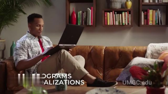 University of Maryland Global Campus TV Commercial Ad 2021, Made for You